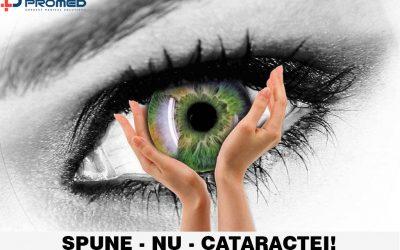 Ce reprezintă cataracta? Care sunt primele simptome? Cum se tratează?